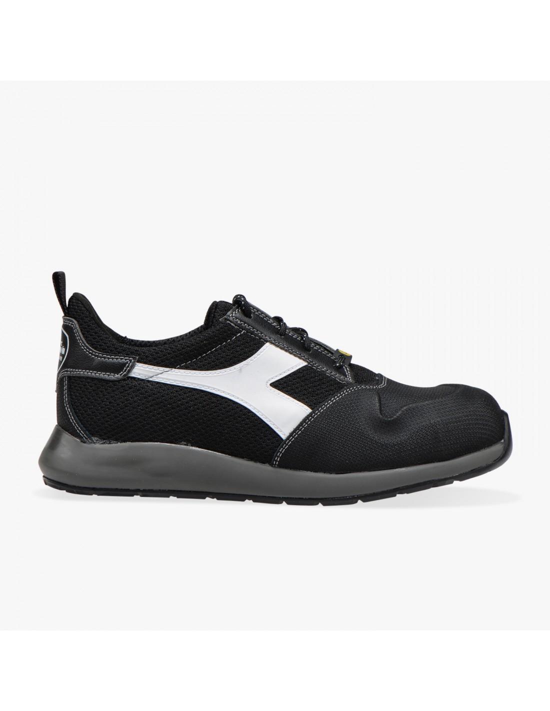 Zapatillas de seguridad ligeras y flexibles diadora glove for Zapatillas de seguridad